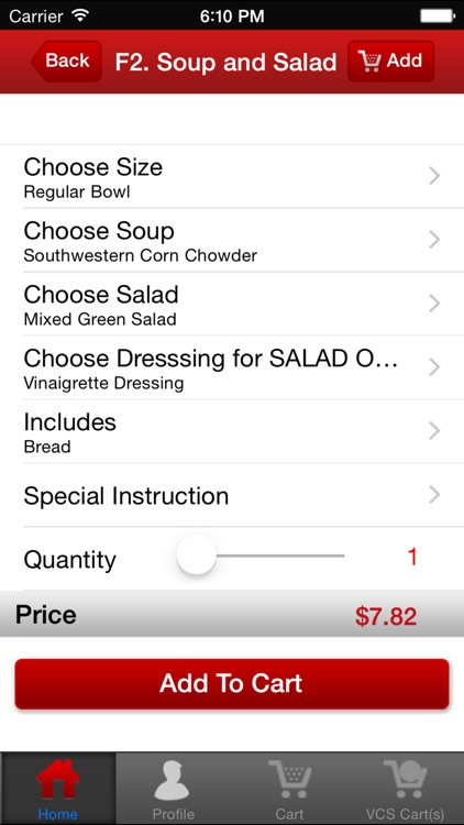 Waiter.com Food Delivery and Takeout screenshot-3