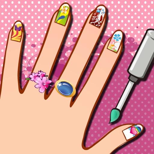 Nail Salon : Painting & Manicure & Polish iOS App