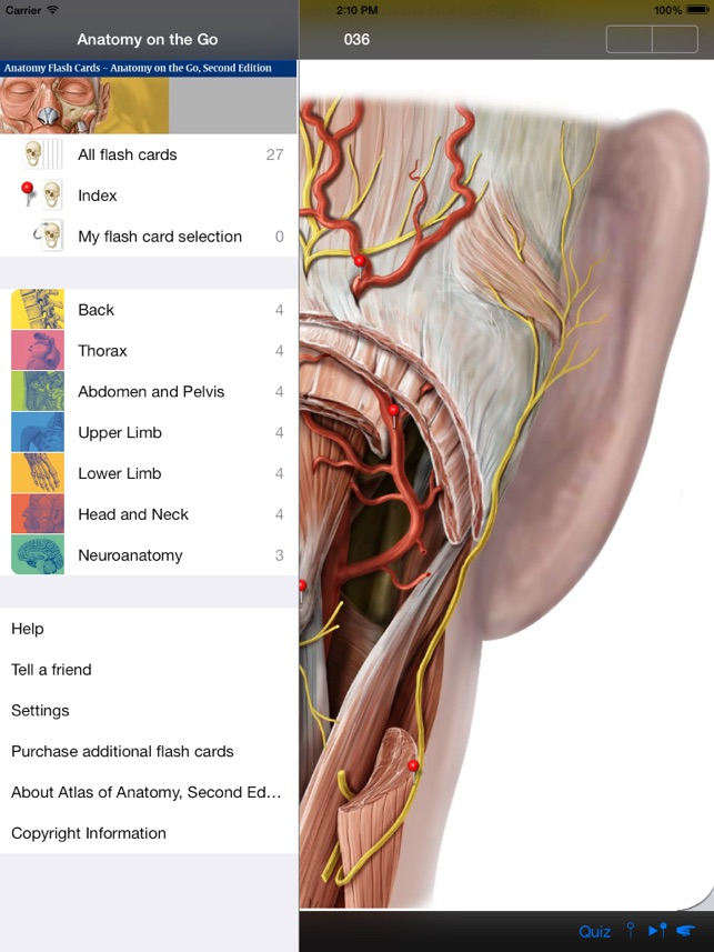 Thieme Anatomy on the Go 2.0 on the App Store
