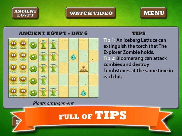 Offline Guide For Plants vs. Zombies 2 HD screenshot-4