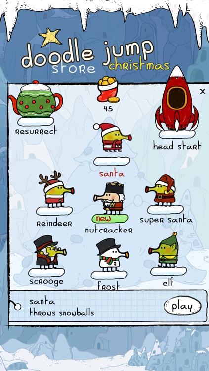 Doodle Jump Christmas Special screenshot-4