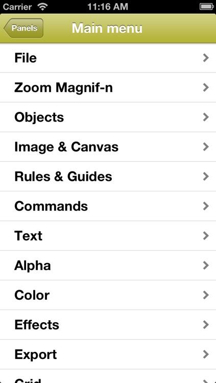 Shortcuts for FireWorks screenshot-3