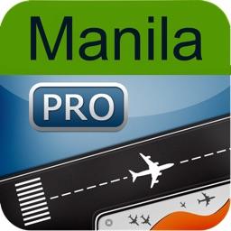 Manila Airport + Flight Tracker Premium