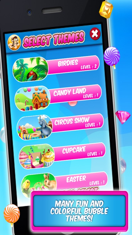 Ultimate Bubble Trouble Shooter Game - Play Free Fun Kids Puzzle Games screenshot-4