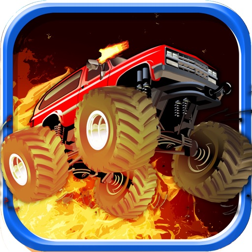 Monster Trucks Max Destruction Game Pro Full Version icon
