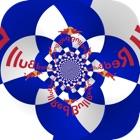 Угадайте, Что Это Twisted Логотипы Общая Игра Играть Мой Виртуальный- Бесплатное Приложение icon
