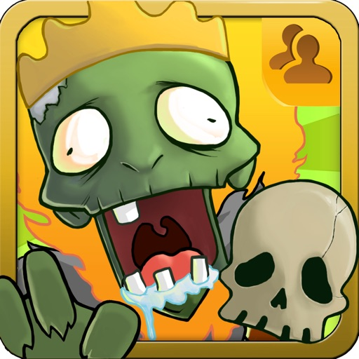 Fun Zombie king: MultiPlayer highway to the Brain Empire