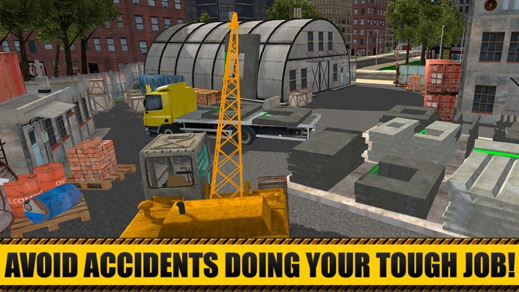 City Construction Simulator 3D Full screenshot-3