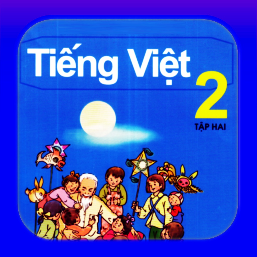 Sách tiếng Việt Lớp 2 tập 2