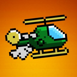 Clumsy Chopper Smash - Top Fly or Hit Crazy 3D Chaos Sky-car Racing Game Challenge