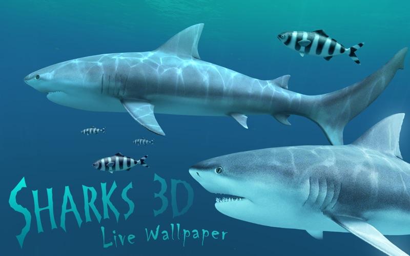 Screenshot #1 for Sharks 3D