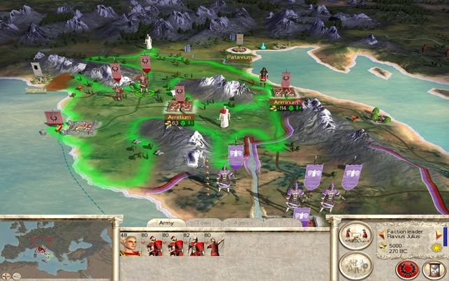 Rome Total War Gold Edition - MacDownload