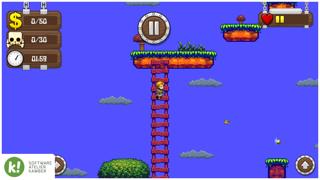 Screenshot from Little Strawhair's World