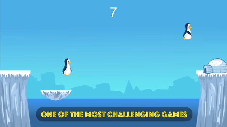 Penguin Rush - Save the Penguins