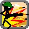 Army Stickman War Zone Free