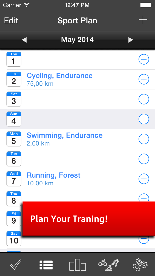 Sport Log Ultimate Pro - Plan, log, analyse and export training and fitnessのおすすめ画像2