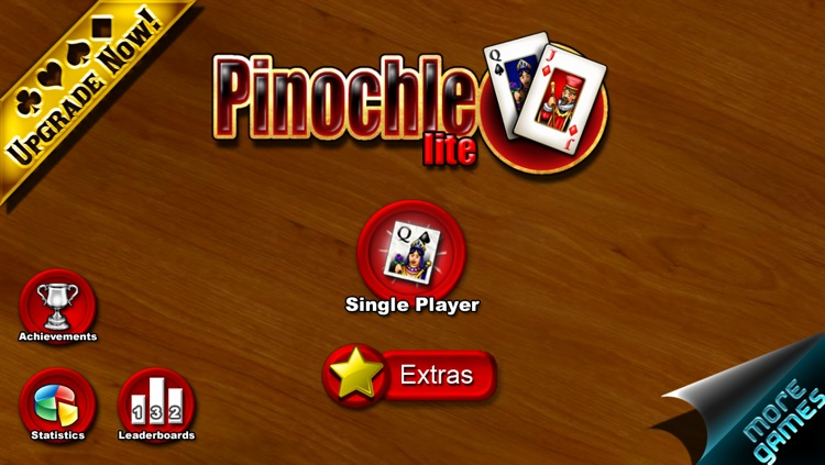 Pinochle Lite screenshot-4