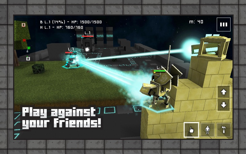 Block Fortress: War screenshot 5