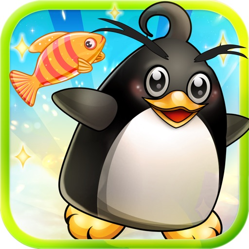 Slippery Birds – Free Penguin Adventure Game + Awesome Penguins Run