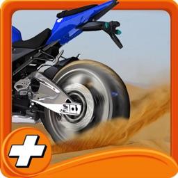 Motorcycle Trial Racing 3D