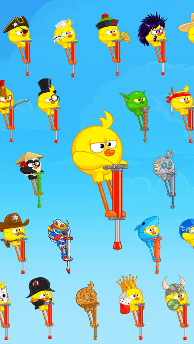 Screenshot from Pogo Chick