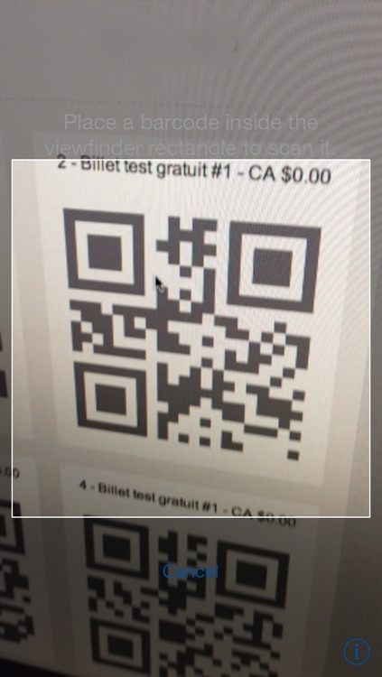 Student Scan screenshot-1