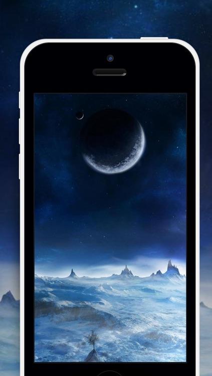 Galaxy Wallpapers HD screenshot-4