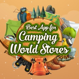 Best App for Camping World Stores