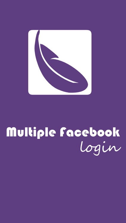 Multiple Login For Facebook Plus screenshot-3