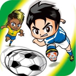 Wonder Goal 2014 - 3D Soccer !