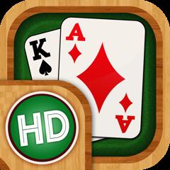 70+ Solitär Kartenspiele HD - das beste kostenlose klassischen Spiel (Solitaire Free für iPad HD Card Games)