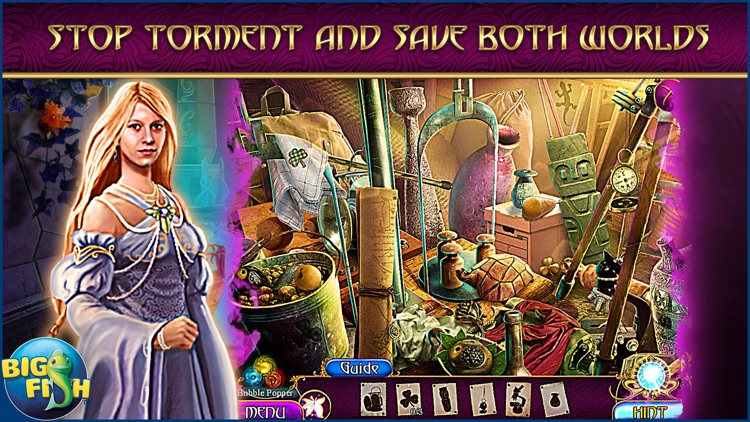 Amaranthine Voyage: The Shadow of Torment - A Magical Hidden Object Adventure (Full)