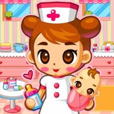 Activities of Baby Hospital Nurse: Babysitting & Baby Care