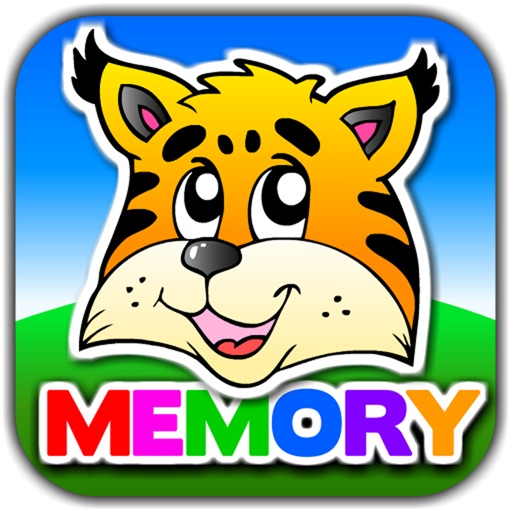 Abby - Animals - Memory Games For Kids HD