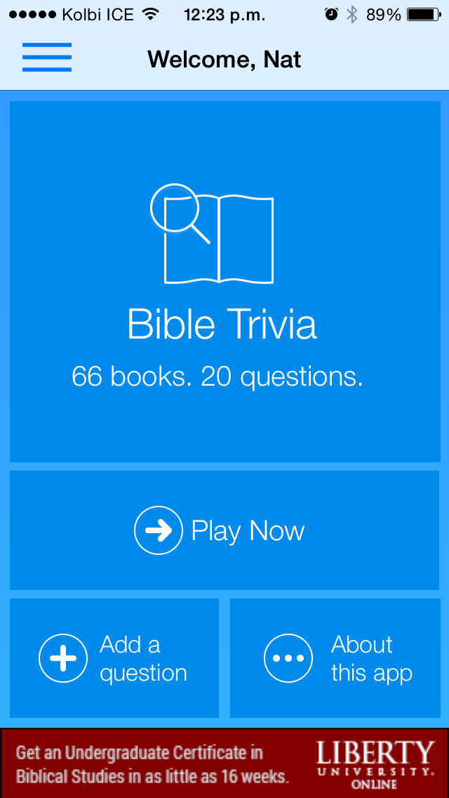 download Free Bible Trivia Quiz Game apps 1