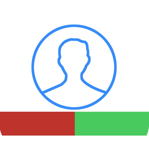 callerPic - get caller photo on calling screen by addressbook contacts sync with friends profile pics from social media sites iOS App