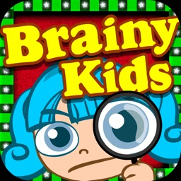 Brainy Kids with Roxy the Star (Preschool and Kindergarten Education)