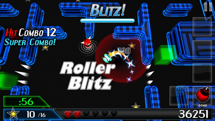 Roller Blitz screenshot-0
