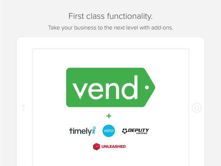 Vend POS — Point of Sale screenshot-4