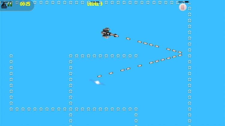 Ship Attack - Warship Combat Battle on the Sea screenshot-3