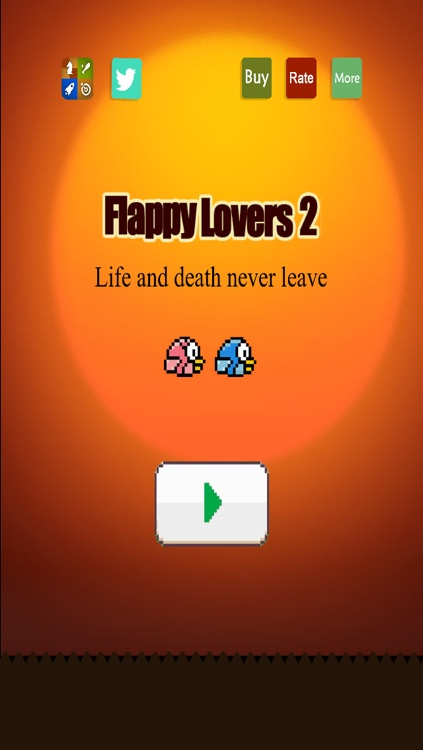 Flappy Lovers 2 screenshot-0