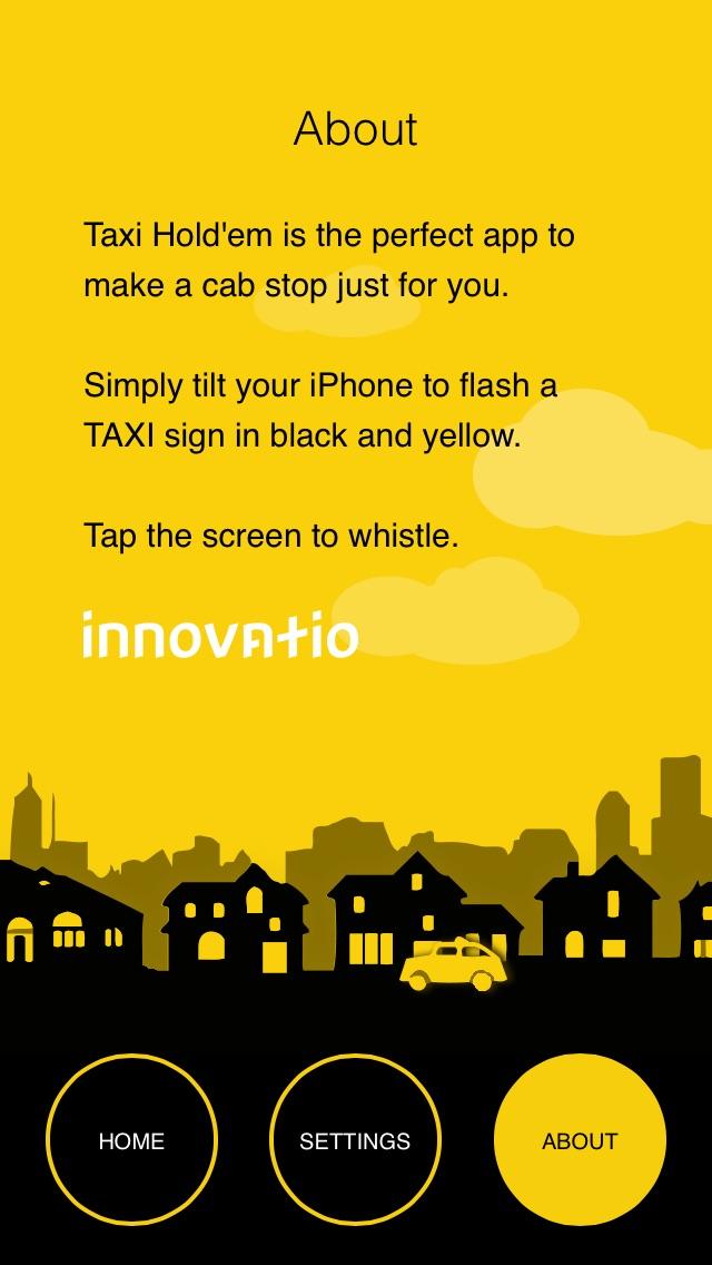 Taxi Hold'em screenshot three