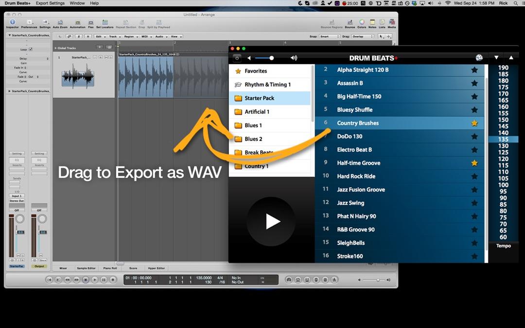 Drum Beats+ (Rhythm Metronome, Loops & Grooves Machine) - Online