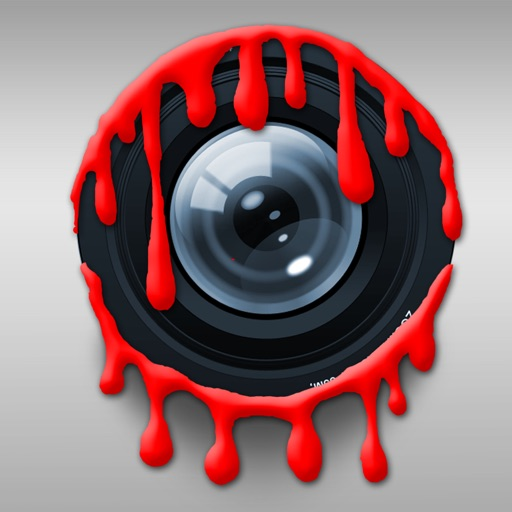 A Scary Camera - Spooky Halloween Pics & Haunted Photo Collage Pro icon