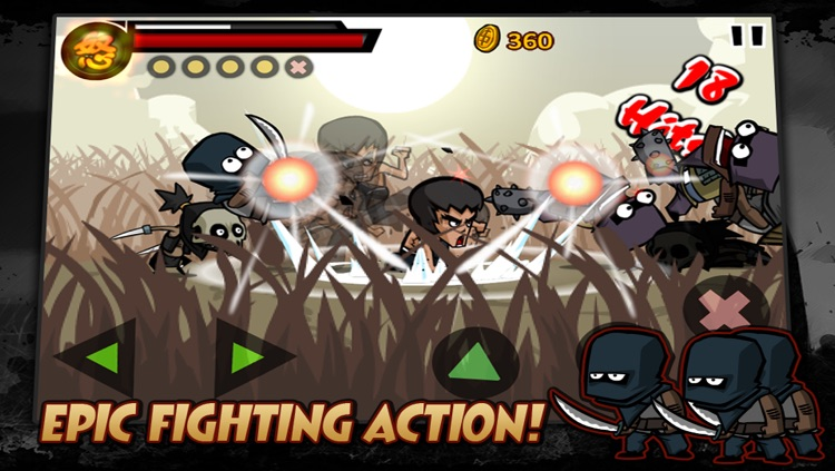 KungFu Warrior screenshot-1