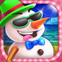 Snowman Makeover - Dress Up!