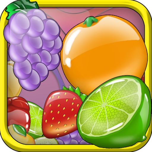 Jelly Fruit Mania Match