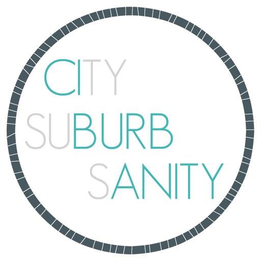 Ciburbanity [CIty + suBURB + sANITY]