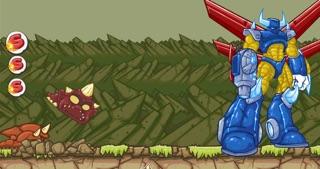 Kick the Creature - Smash Him! screenshot one