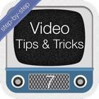 Video Tips & Tricks for iOS 7, iPhone & iPad Secrets icon